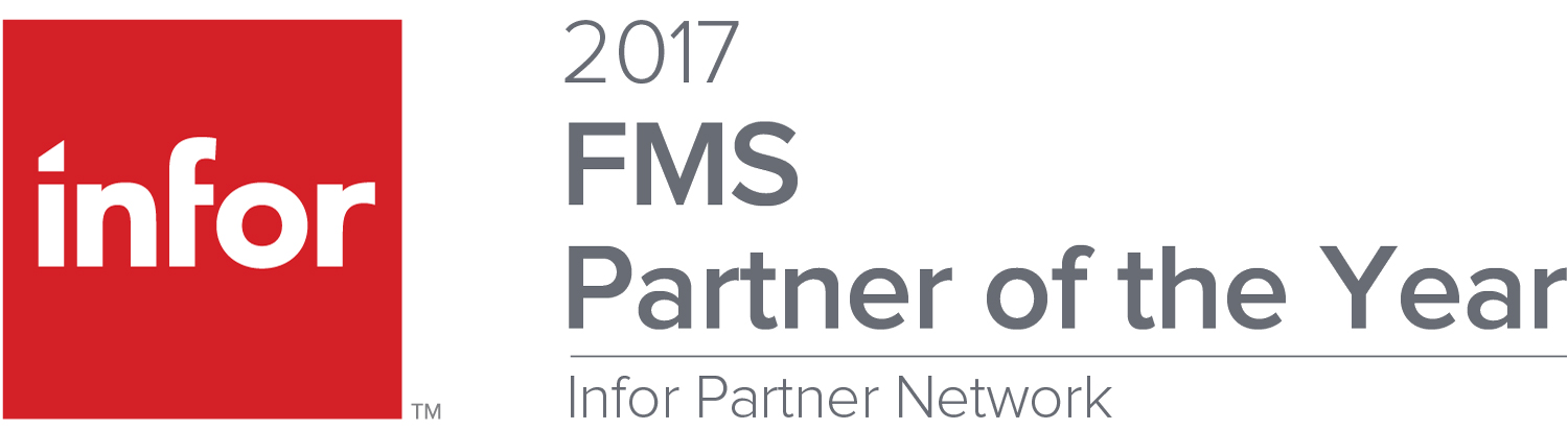 Infor Partner of the Year 2017